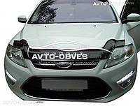 Дефлектор на капот для Ford Mondeo 2010-2014