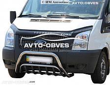 Дефлектор на капот Ford Transit 2006-2014