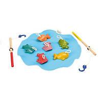 """Деревянная игрушка """"Рыбалка"""", PlanToys"""