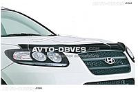 Дефлектор на капот Hyundai Santa Fe 2006-2010