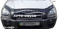 Дефлектор на капот Hyundai Tucson 2004-2008