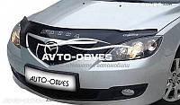 Дефлектор на капот Mazda 3 2006-2008 H/B