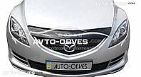 Дефлектор на капот для Mazda 6 2008-2012