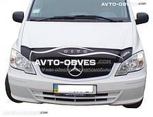 Дефлектор на капот Mercedes-Benz Vito | Viano 2010-2015