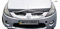 Дефлектор на капот для Mitsubishi Grandis 2004-2011