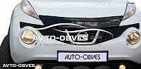 Дефлектор на капот для Nissan Juke