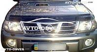 Дефлектор на капот для Nissan Patrol 1998-2010