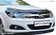 Дефлектор на капот Opel Astra Н 2004-2009