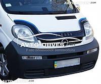 Дефлектор на капот Opel Vivaro 2001 - 2014