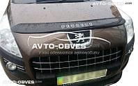 Дефлектор на капот для Peugeot 3008