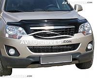 Дефлектор на капот Opel Antara 2007-2013