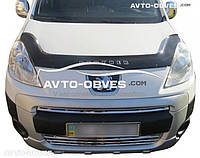Дефлектор на капот Peugeot Partner 2008 - 2015