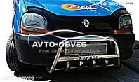 Дефлектор на капот Renault Kangoo c 1997-2003