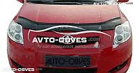 Дефлектор на капот Toyota Auris 2007 - 2009