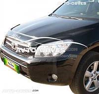 Дефлектор на капот Toyota Rav4 2006-2010