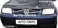 Дефлектор на капот VW Bora