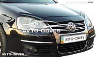 Дефлектор на капот для VW Jetta 2006-2011 Vip Tuning