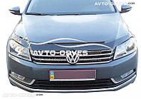 Дефлектор на капот VW B-7 2012 - 2014