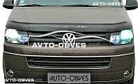 Дефлектор на капот VW T5 2010-2015