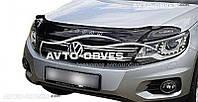 Дефлектор на капот VW Tiguan 2007 - 2015