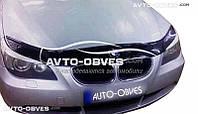 Дефлектор капота для BMW 5 Series 60 кузов