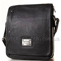 Мужская сумка через плечо RIFF BERG 3920 черная