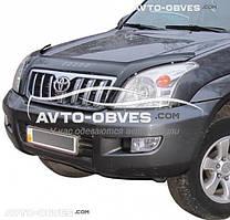 Дефлектор капота Toyota Land Cruiser Pradо 120 2003 - 2008
