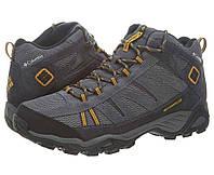Ботинки мужские Columbia North Plains Mid WaterProof Leather Hiking Boots BM3895-030