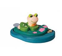 """Деревянная игрушка """"Пазл жизнь лягушки"""", PlanToys"""