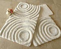 Набор ковриков (для ванной и туалета) №9012