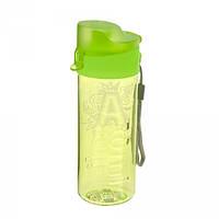 Бутылка для воды 450ml 60.3 пластиковая зеленого цвета