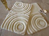 Набор ковриков (для ванной и туалета) №9013