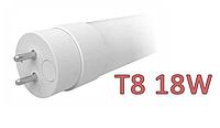 Светодиодная лампа G13 Т8 Electrum 18W LT-96 1198мм 4000K(Нейтральный) 1550Lm