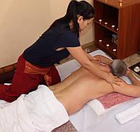 Тайский массаж с арома маслом 60 минут