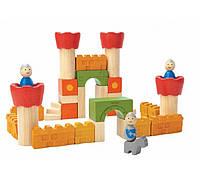 """Деревянная игрушка """"Блоки для замка"""", Plan Toys, фото 1"""