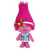 Dreamworks Принцесса Розочка плюшевая 70 см Holiday Greeter-Poppy with Candy Cane, фото 1
