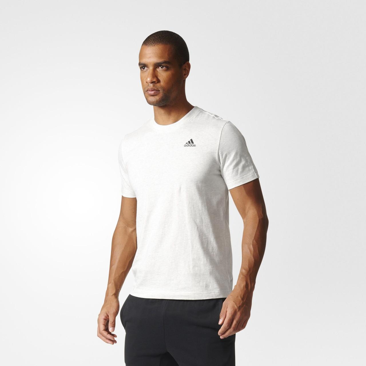 Мужская футболка Adidas Performance Essentials Base (Артикул: B47356)