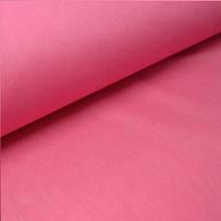 Ткань бязь малинового цвета (№166)