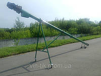 Погрузчик зерна KUL-MET 8 м. 3 Квт(Польша)
