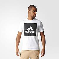 Мужская футболка Adidas Performance Essentials Box Logo (Артикул: B47358), фото 1