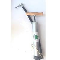 Насос ручной Кельбаджары (велосипедный) с деревянной ручкой