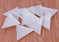 Треугольник, лоток для работы со стразами, биссером, фото 1