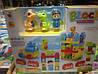 Конструктор Дупло Duplo Динозаврики (аналог лего Lego) 55 дет