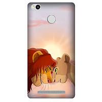 Чехол (бампер) для Xiaomi Redmi 3S Pro с рисунком (печать на чехле)