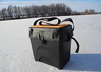 Ящик для зимней рыбалки производства Россия, оригинал, подарок рыбаку, фото 1