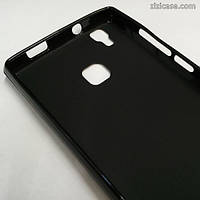 Силиконовый чехол для Doogee X5 Max (чёрный)
