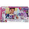 Игровой набор оригинал Hasbro My Little Pony Explore Equestria Поезд Дружбы Friendship Express Train B5363