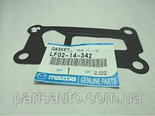 Прокладка кронштейна масляного фільтра Мазда 6 Mazda 6