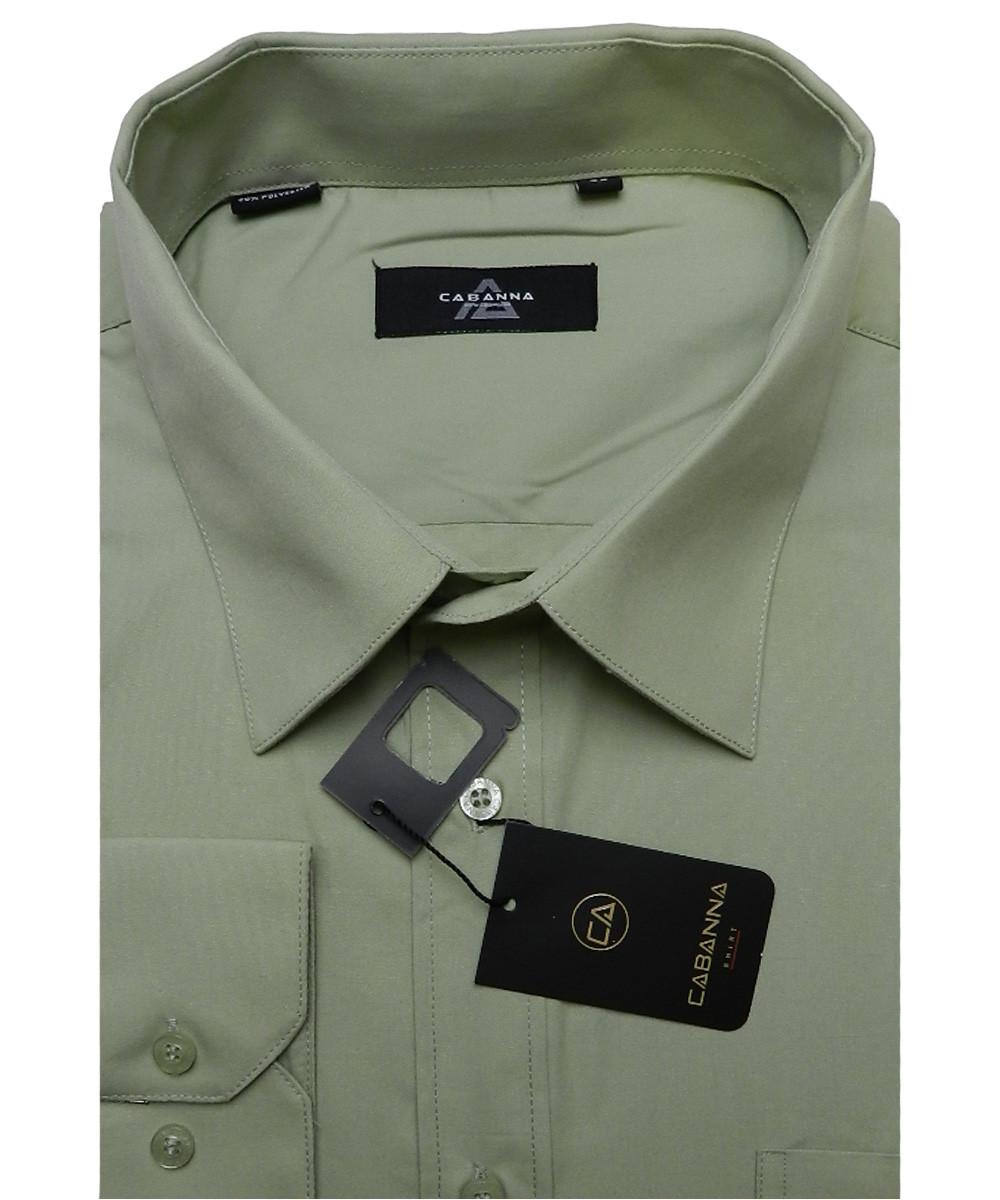 Рубашка мужская ботал Cabanna CA-901 хаки