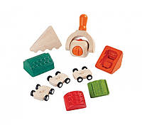 Набор для лепки Построй город, Plan Toys